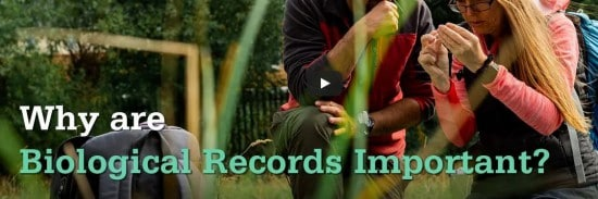 All About Biological Recording - new videos by the FSC